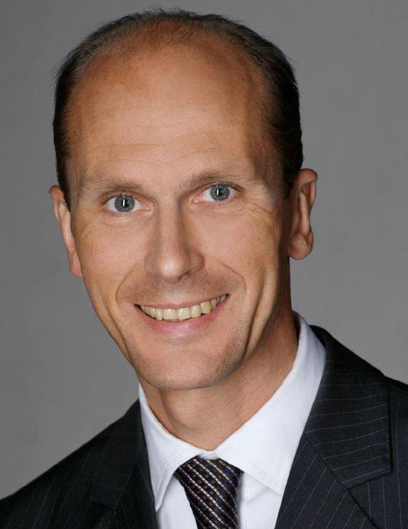 Dr. Stephan Rabe, Geschäftsbereichsleiter Wirtschaft, Recht und Digitalisierung des Hauptverbandes der Deutschen Bauindustrie