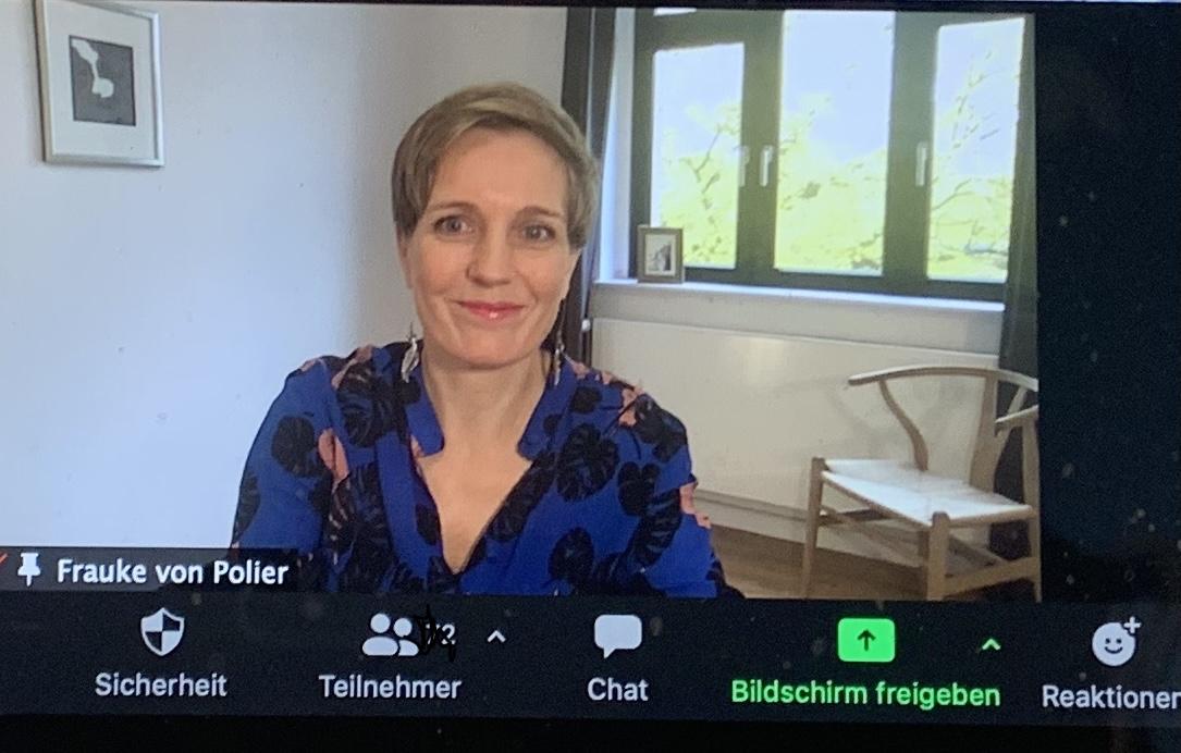 Frauke von Polier