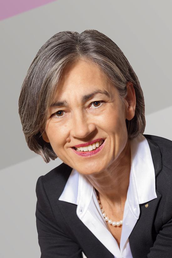 Cornelia Zinn-Zinnenburg, Managing Director/ Partner & Co-Head Kienbaum Wien