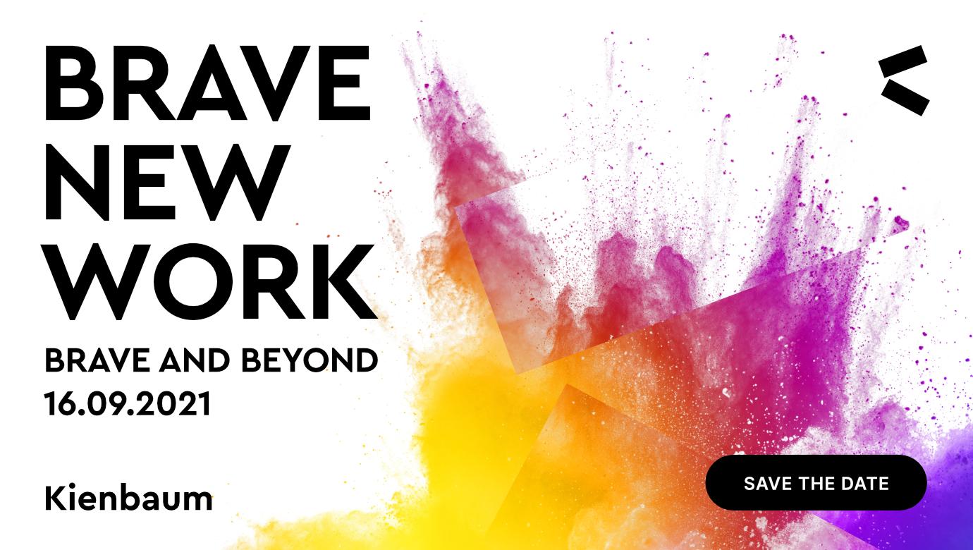 Brave New Work 16. September 2021