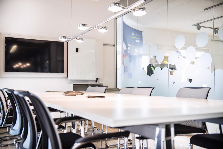 Ein Konferenzraum der OPED GmbH